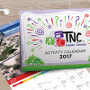 TNC 2017 Activity Calendar – Design & Print