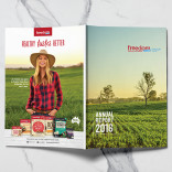 Freedom Foods 2016 Annual Report