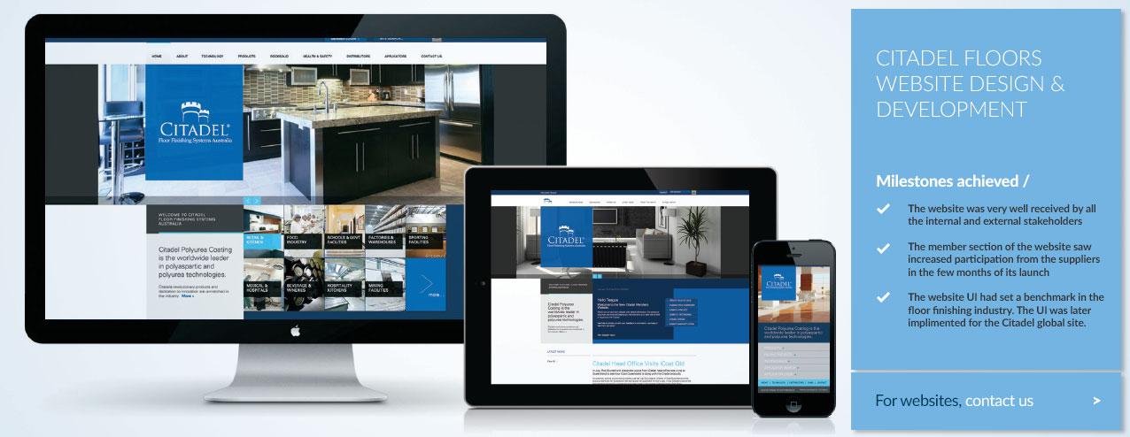 Web Design & Digital Services